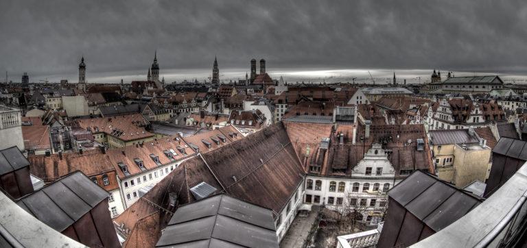 Dark Panorama