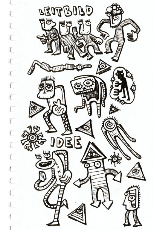 Leitidee & Idee