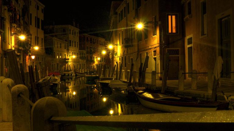 Warm Venice