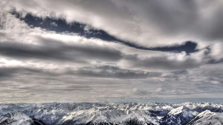 View Zugspitze
