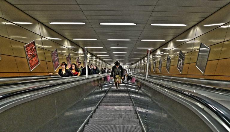 Munich masquerading