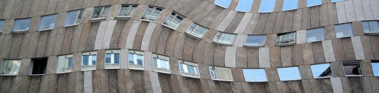 Verzockte Fassade