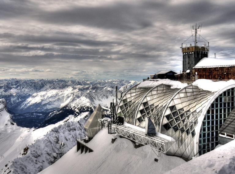 2962 Meter – Zugspitze